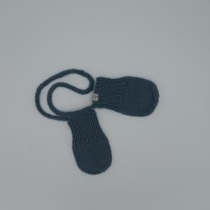 ZWERGLEIN Handschuhe für Baby  Fäustlinge handgestrickt von zimtbienchen 4 Farben  - Handarbeit kaufen