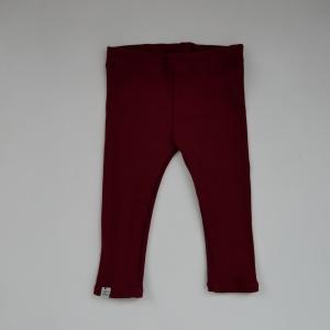 LEGGING aus Rippenjersey KIRSCHE vom zimtbienchen Gr. 50 - 104 Höschen Baby / Kind kaufen  - Handarbeit kaufen