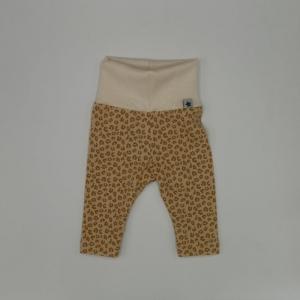 LEO LEGGING aus BIOBaumwolle vom zimtbienchen Gr. 50 - 68 Höschen Baby  - Handarbeit kaufen