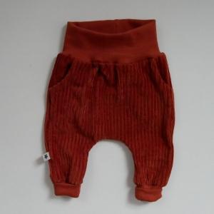 Pumphose CORDJERSEY von zimtbienchen Gr. 50 - 92  Baby / Kind    - Handarbeit kaufen
