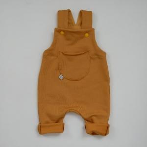 Latzhose Modell  SWEAT Jumper Romper für Baby und Kind vom zimtbienchen 44 - 98    - Handarbeit kaufen