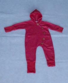 Overall Sweatstoff Baby Gr.86