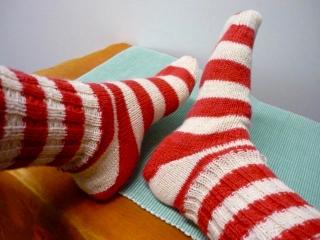 ♡Socken,Strümpfe & Strumpfwaren ,GRÖSSE 40 ,Sportsocken,handgestrickte Socken