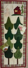 ♡ wunderschöner Postsammler für Weihnachten