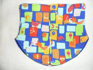 Halssocke ♥ Kinder ♥ KU 49 - 53 ♥ Tiermotive ♥ Jersey ♥ Fleecestoff ♥ Handmade