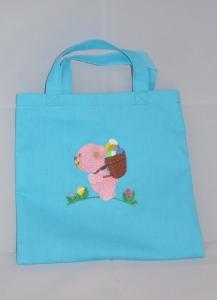 Kindertasche ♥ Wendetasche ♥ Stofftasche ♥ Ostertasche   - Handarbeit kaufen