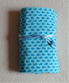Stiftemäppchen, Rollmäppchen, Waldorfmäppchen, Handmade