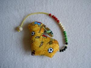 Rechenkette ♥ Zählkette ♥ Häschen ♥ Handmade  - Handarbeit kaufen