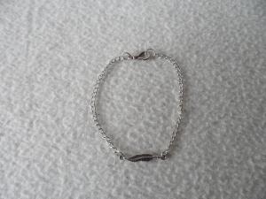 Armband mit Filigranen -Verbinder: Feder - Handarbeit kaufen