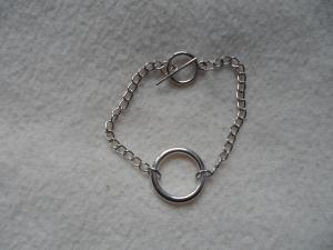 Infinity Armband, Kreis - Handarbeit kaufen