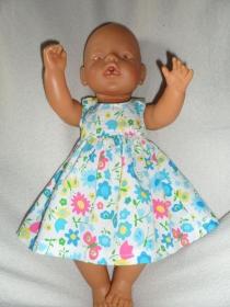 Puppen Sommerkleid,für 43 cm große Puppen  - Handarbeit kaufen