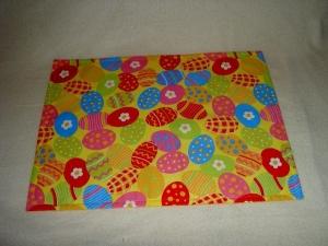 Tischset ♥ Platzset ♥ Ostern ♥ Ostereier ♥ Handmade  - Handarbeit kaufen