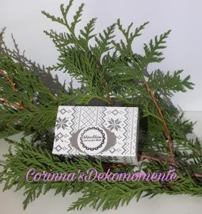 ♥♥Gutscheinkarte/Geldkarte/Verpackung~Weihnachten~Nr.490/4♥♥