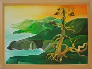 stimmungsvolles Landschaftsbild ** Norwegische Fjorde **
