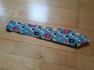 Krawatte mit Wappen- außergewöhnliches Geschenk  - Handarbeit kaufen