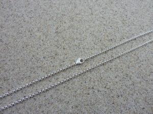 Kette, Erbskette, 1,5 mm,  Silber 925 - Handarbeit kaufen