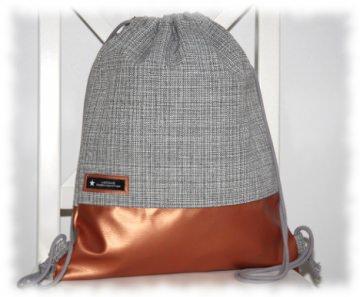 Turnbeutel Rucksack einzeln angefertigter Trend Rucksack