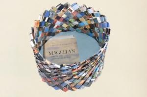 "Dekorativer Flechtkorb ""Magellan"