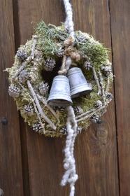Moneria-Türkranz-Glocken läuten das Fest ein - Handarbeit kaufen