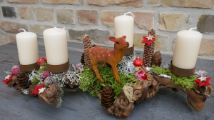 Moneria-Adventsgesteck-Rebholz-little Bambi-1-