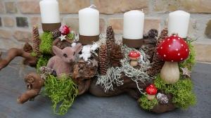 Moneria-Adventsgesteck-Rebholz-little Bambi-2-