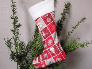 Nikolausstiefel, Nikolaussocke, Weihnachtsmann