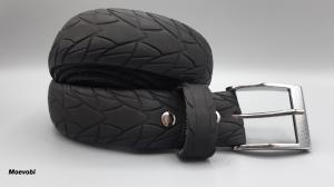 Gürtel aus gebrauchtem Fahrradmantel - alle Größen -Upcycling - Handarbeit kaufen