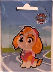 Niedlicher Aufnäher,,  PAW PATROL, niedliche Polizeihunde, sehr beliebt bei den Kids, Original