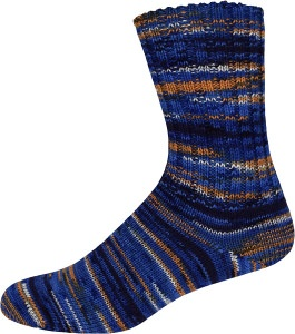 Sockenwolle Family Socks Color 225g Farbe: 2313 - Handarbeit kaufen