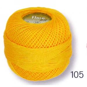 Häkelgarn Caro 10 sonne 0023 - Handarbeit kaufen