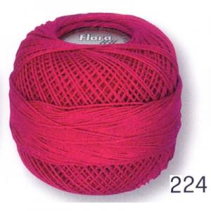 Häkelgarn Caro 20 pink 0044 - Handarbeit kaufen