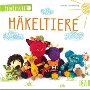 Die verrückte Tierparade ist los !  Anleitungsbuch für Häkeltiere. - Handarbeit kaufen