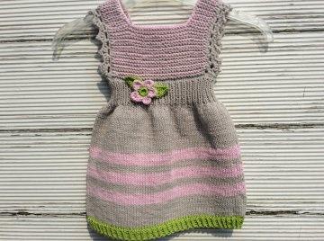 Baby Hängerchen * Gr.62/68 für kleine Prinzessinnen * verspielt und romantisch