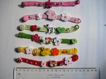 Kinderarmbänder für Prinzessinnen ab 3Jahren * Neu und kunterbunt