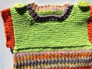 Baby-  Kleidchen für kleine Prinzessinnen * Gr.80/86