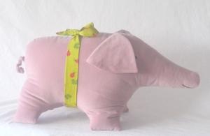 Glückschweinchen,Lotta Schwein,Kissen,Ferkel,Schwein,Kinderkissen