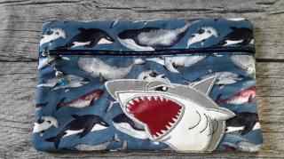 Tasche Hai, für E-Book Reader, Stifte, Diabetikerzubehör und vieles mehr