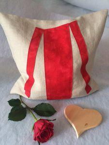 * Zirbenkissen * gefüllt mit wunderbar duftenden Zirbenholzspänen für Wellness & Wohlbefinden oder einfach die Seele baumeln lassen
