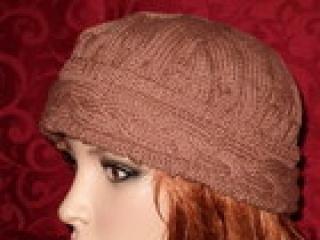 Elegante-Damen-Sommer-Mütze in Baumwolle  one size    Einzelstück