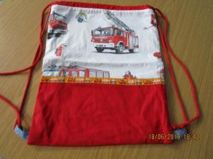 Turnbeutel - Sportbeutel -  Wäschebeutel - Tasche - Handarbeit kaufen