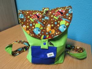 Kindergartenrucksack , Rucksack für Kinder , Tasche,