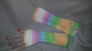 Armstulpen Rainbow