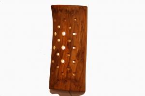 Wandlampe aus Buchenholz - Handarbeit kaufen