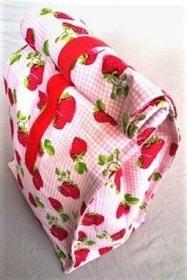 Lunchbag, Futterbeutel, Geschenkverpackung, vielseitig Einsetzbar - Handarbeit kaufen