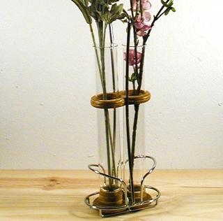Eine etwas andere handgefertigte Vase