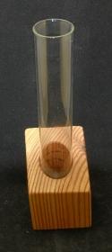 Vase mit Lärchenholz Handarbeit gewachst - Handarbeit kaufen
