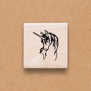 Holzstempel für Renate Schweitzer - 5x5cm