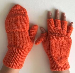 Handschuhe zum Klappen, Marktfrauen, Musiker, Reiter,...