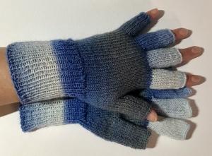 Handschuhe fingerfrei, Marktfrauen, Musiker, Reiter,... Größe 6 - 8