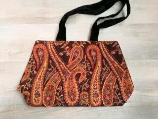 BOLLYWOOD Tasche groß handbesticktes Unikat